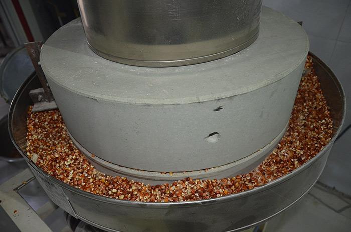 石磨玉米面生产设备