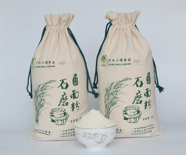 石磨面粉价格