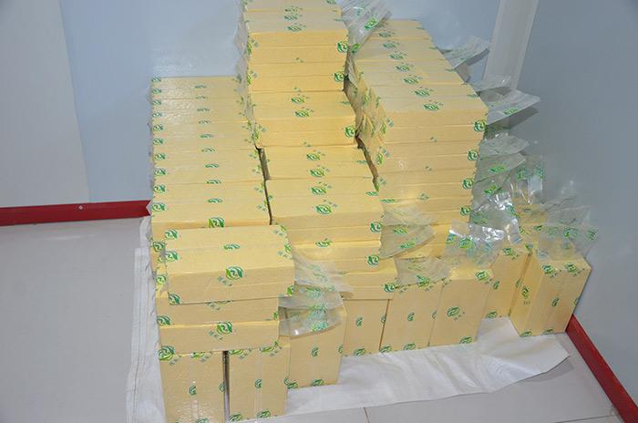 玉米面真空包装